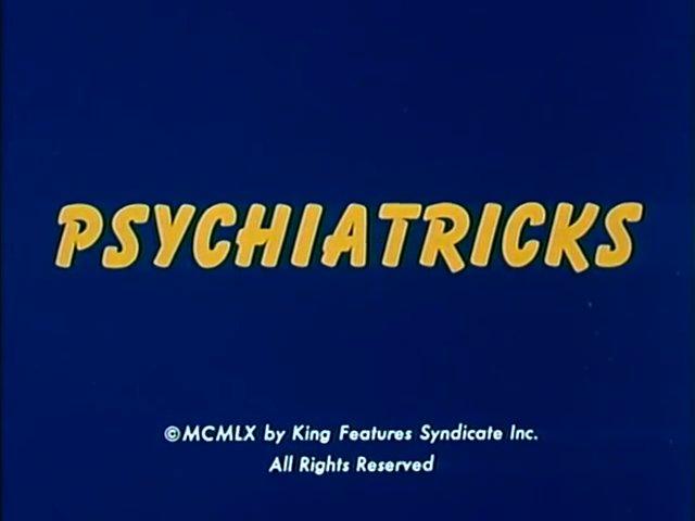 Psychiatricks