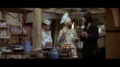 "POPEYE 1980 MOVIE ""EVERYTHING IS FOOD"""