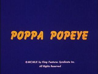 Popeye - Poppa Popeye - Title Card.jpg