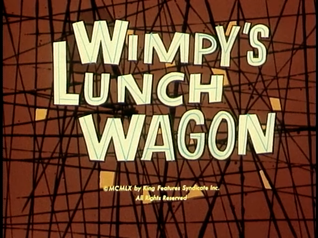 Wimpy's Lunch Wagon