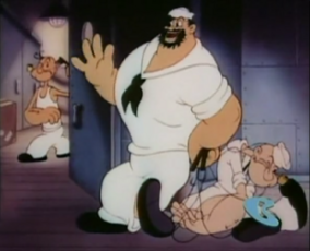 Bluto Has a Popeye Puppet.png