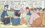 Popeye strip February 14, 1932.