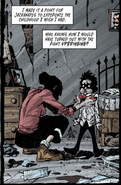 Joker's Aunt Eunice the Olive Oyl lookalike