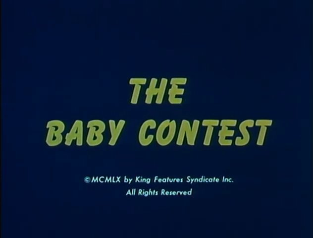 The Baby Contest