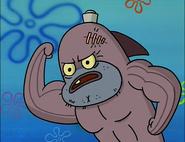 Spongebob Popeye Fish