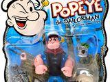 Popeye action figures