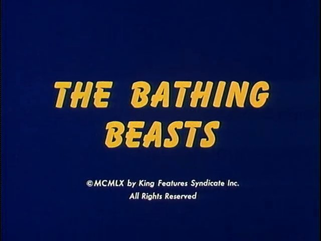 The Bathing Beasts