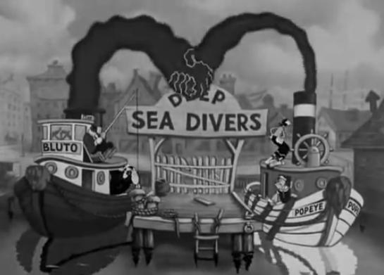 Dizzy Divers
