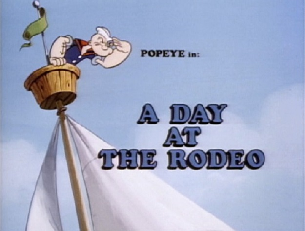 A Day at the Rodeo