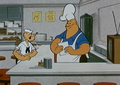 Popeye and Rough House
