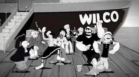 "Wilco & Popeye - ""Dawned On Me"""