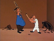 Popeye - It Only Hurts When They Laughs - 10