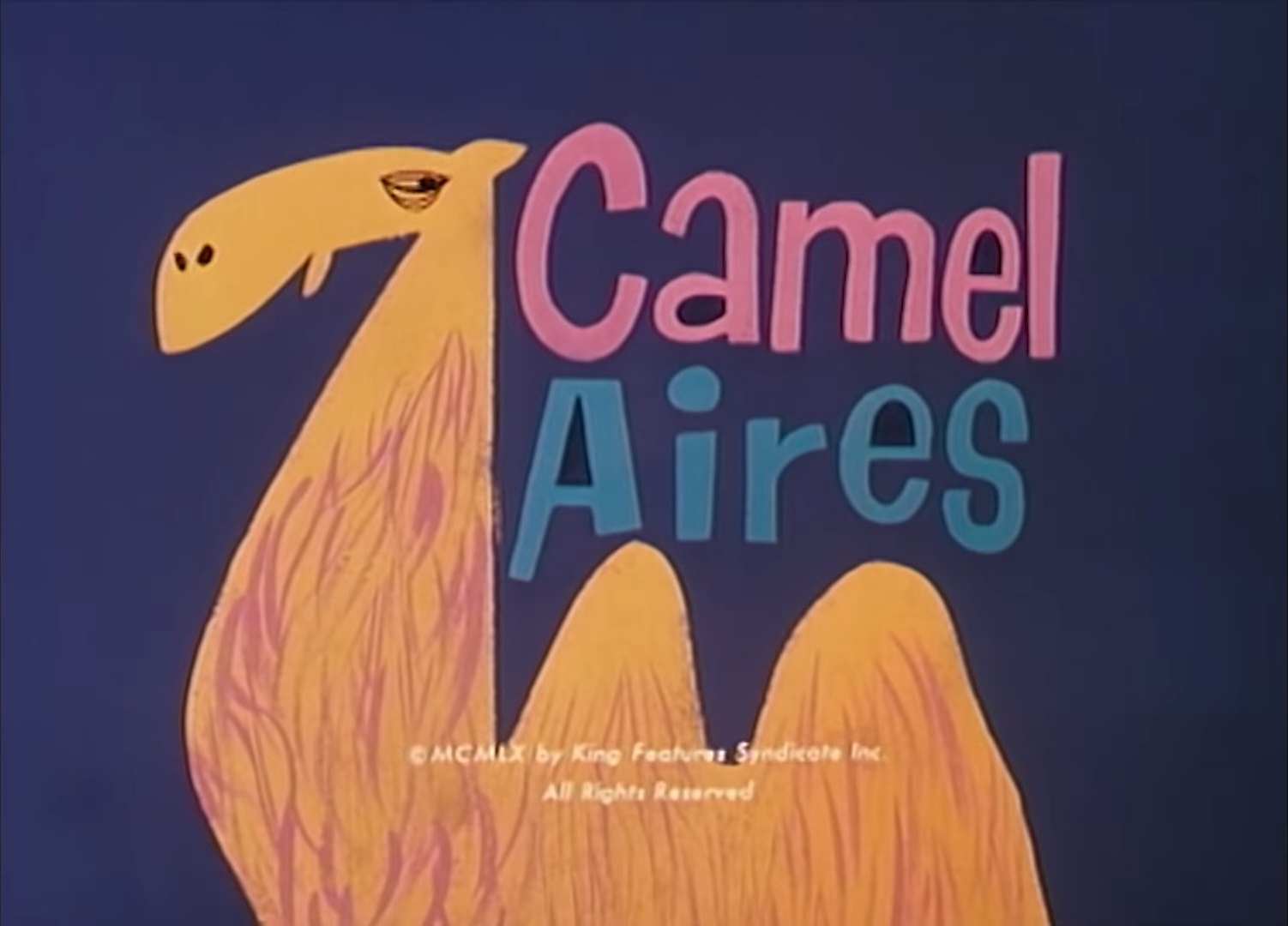 Camel Aires
