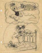 Popeye Wotta Nitemare concept art
