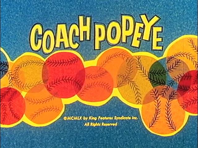 Coach Popeye