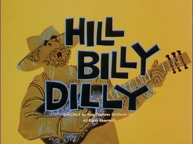 Hill Billy Dilly