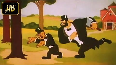 Popeye for President - 1956 - Popeye the Sailor - (HD CC)-0