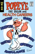 Popeye the Sailor and Health Careers