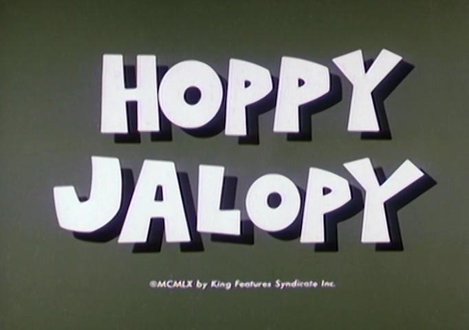 Hoppy Jalopy