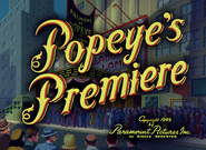 Popeye's Premiere (2)