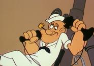 Popeye Very Dizzy