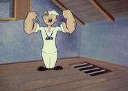 Popeye Breaks Free