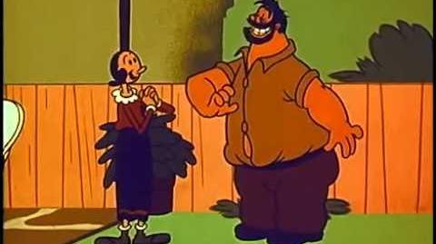 Popeye Season 02 Episode 023 Barbecue For Two