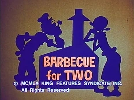 Barbecue for Two