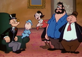 Popeye's Friends Learned Their Lessons