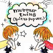 Murmur twins (guitar pop ver.) Jacket