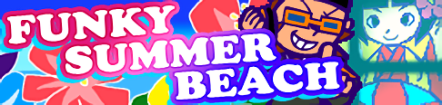 FUNKY SUMMER BEACH