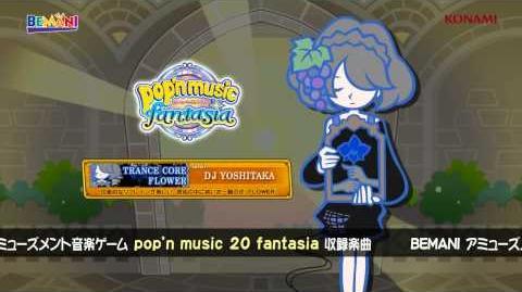 【pop'n_music_20】FLOWER