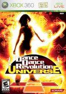 Dance Dance Revolution Universe cover art