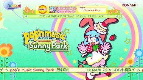 【pop'n_music_Sunny_Park】スイーツ・ドリーム