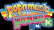 Pop'n music peace logo