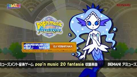【pop'n_music_20】MANA