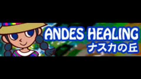 ANDES_HEALING_「ナスカの丘」