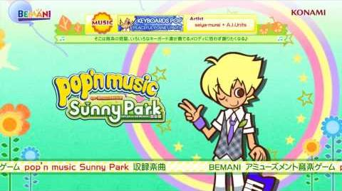 【pop'n_music_Sunny_Park】PEACEFUL_PLANET_PARTY