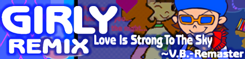 Love Is Strong To The Sky ~V.B.-Remaster