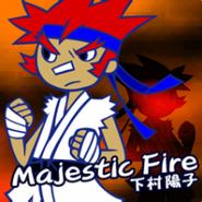 Majestic Fire