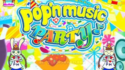 Pop'n_music_16_PARTY_-_Opening_&_Demo_loop