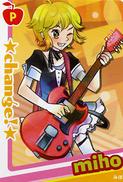 Miho Change Card