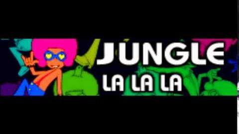 JUNGLE_「LA_LA_LA」