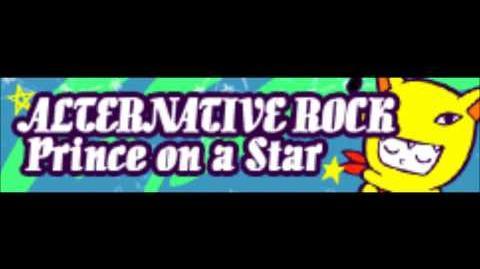 ALTERNATIVE_ROCK_「Prince_on_a_Star」