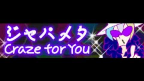ジャパメタ_「Craze_for_You」