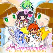 Harmonia jacket