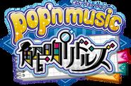 Pop'n Music Kaimei Riddles logo