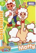 Moffy Miss Card