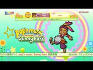 【pop'n music Sunny Park】Tears In The Light
