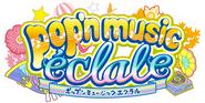Pop'n Music éclale Logo